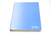 "Kokuyo Campus High Grade CYO-BO Paper Notebook - B5 (6.9"" X 9.8"") - 34 Lines X 80 Sheets - Blue Cover - KOKUYO SU-GDC8B"