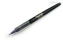 Kuretake Tegami Letter Pen Refill - Super Fine Lettering Tip - Blue Black - KURETAKE ER161-378