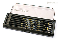 Tombow Mono 100 Pencil - 4B - Pack of 12 - TOMBOW MONO-1004B BUNDLE