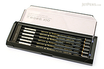 Tombow Mono 100 Pencil - 5B - Pack of 12 - TOMBOW MONO-1005B BUNDLE