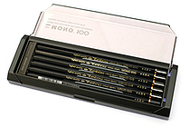 Tombow Mono 100 Pencil - 6B - Pack of 12 - TOMBOW MONO-1006B BUNDLE