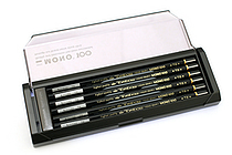 Tombow Mono 100 Pencil - 7H - Pack of 12 - TOMBOW MONO-1007H BUNDLE