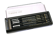 Tombow Mono 100 Pencil - 8H - Pack of 12 - TOMBOW MONO-1008H BUNDLE