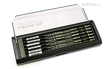 Tombow Mono 100 Pencil - 9H - Pack of 12 - TOMBOW MONO-1009H BUNDLE