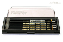 Tombow Mono 100 Pencil - HB - Pack of 12 - TOMBOW MONO-100HB BUNDLE