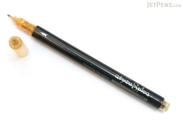 Copic atyou Spica Micro Glass Glitter Pen - Gold - COPIC GLGOL