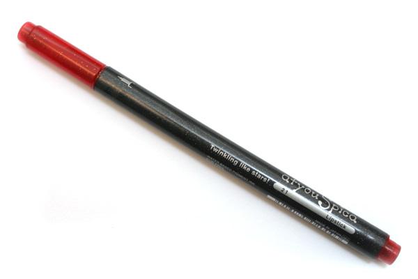 Copic atyou Spica Micro Glass Glitter Pen - Lipstick Red - COPIC GLLIP