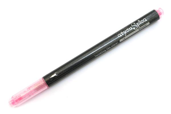 Copic atyou Spica Micro Glass Glitter Pen - Blossom Pink - COPIC GLBLO