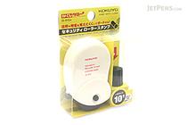 Kokuyo Security Roller Stamp - 10 mm Width + 2 ml Ink Refill - KOKUYO IS-R10W