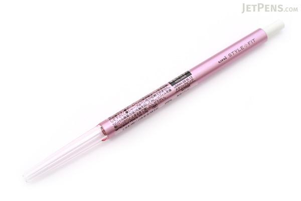 Uni Style Fit Single Color Slim Pen Body Component - Metallic Pink - UNI UMNH59M.13