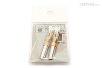 Tachikawa Calligraphy Pen Nib - Type C (Sharp) - 6 mm - Pack of 2 - TACHIKAWA CALLI-C-6
