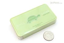 Midori D-Clips Paper Clips - Aquarium Series - Tortoise - Box of 30 - MIDORI 43183-006