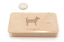 Midori D-Clips Paper Clips - Pet Series - Dog - Box of 30 - MIDORI 43184-006