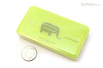Midori D-Clips Paper Clips - Original Series - Elephant - Box of 30 - MIDORI 43151-006