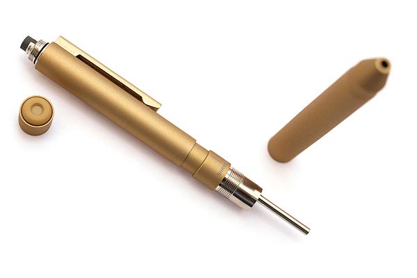 Zebra Sharbo X F-line Lady Pen Body Component - Sand Gold - ZEBRA SB24-SG