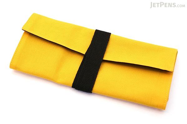 122KCal Roll Pencil Case - Banana Yellow - 122KCAL ROLL BAN