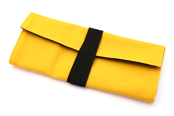 122KCal Roll Pencil Case - Banana Yellow - 122KCAL ROLL BAN