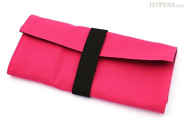 122KCal Roll Pencil Case - Love Pink - 122KCAL ROLL LOV
