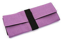 122KCal Roll Pencil Case - Lavender Purple - 122KCAL ROLL LAV