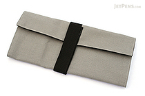 122KCal Roll Pencil Case - London Gray - 122KCAL ROLL LON