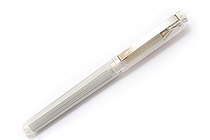 Pentel Hybrid Gel Grip DX Gel Pen - 1.0 mm - White - PENTEL K230-W