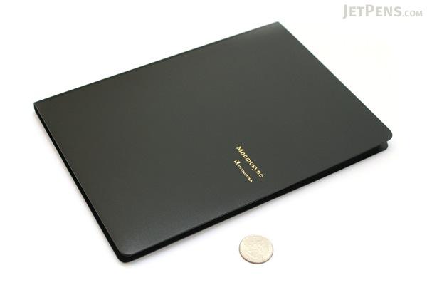 Maruman Mnemosyne HN188A Project Holder + Notepad - A5 - 5 mm Graph - MARUMAN HN188A