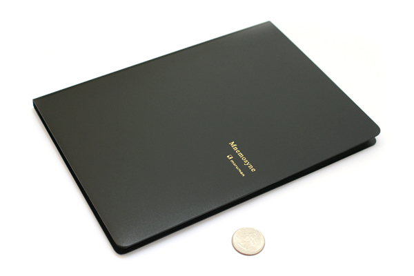 Maruman Mnemosyne Project Holder + Notepad - A5 - 5 mm Graph - MARUMAN HN188A