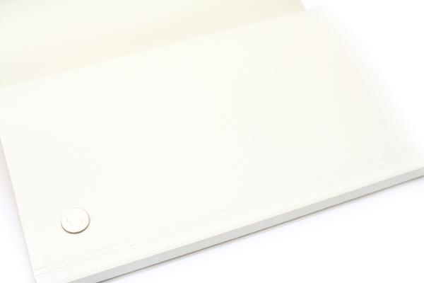 "Maruman New Soho Series Sketchbook - B4 (9.8"" X 13.9"") - 126.5g / sq m Paper - 70 Sheets - Bundle of 5 - MARUMAN SOHO201-04 BUNDLE"