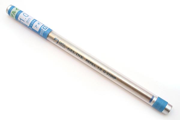 Ohto G-310 Gel Pen Refill - 1.0 mm - Blue - OHTO G-310NPP BLUE