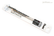 Pentel EnerGel LRN5 Needle-Point Gel Pen Refill - 0.5 mm - Black - PENTEL LRN5-A