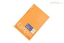 Kokuyo Campus Adhesive-Bound Notebook - Semi B5 - Dotted 7 mm Rule - KOKUYO NO-3AT