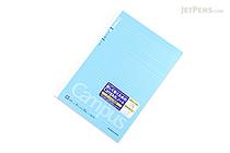 Kokuyo Campus Adhesive-Bound Notebook - Semi B5 - Dotted 6 mm Rule - KOKUYO NO-3BTN