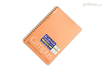 Kokuyo Campus Twin Ring Notebook - A5 - Dotted 7 mm Rule - KOKUYO SU-T135ATN