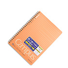 Kokuyo Campus Twin Ring Notebook - Semi B5 - Dotted 7 mm Rule - 40 Sheets