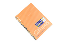 Kokuyo Campus Twin Ring Notebook - Semi B5 - Dotted 7 mm Rule - KOKUYO SU-T115ATN