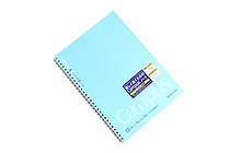 Kokuyo Campus Twin Ring Notebook - Semi B5 - Dotted 6 mm Rule - KOKUYO SU-T115BTN