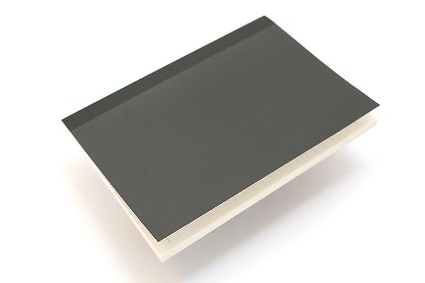 Kokuyo Systemic Refillable Notebook Cover Refill - A6 - KOKUYO NO-V92B