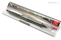 Pilot Dr. Grip Full Black Shaker Mechanical Pencil - 0.5 mm - Silver Accents - PILOT HDGFB-80R-S