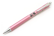 Uni Power Tank Smart Series High Grade Ballpoint Pen - 0.7 mm - Pink Body - UNI SS1001PT07.13