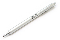 Uni Power Tank Smart Series High Grade Ballpoint Pen - 0.7 mm - Silver Body - UNI SS1001PT07.26