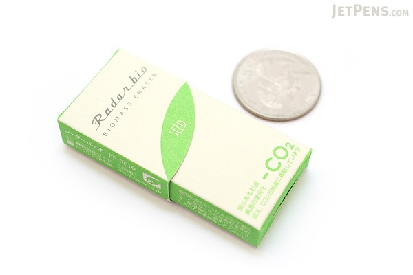 Seed Radarbio Biomass Eco Friendly Eraser - SEED EP-RE 10
