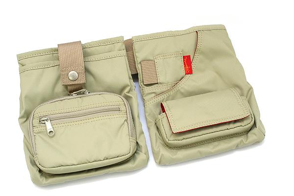 Nomadic AP-03 Moving Option Waist Bag - Beige - NOMADIC EAP 03 BEIGE