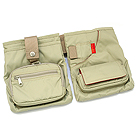 Nomadic AP-03 Moving Option Waist Bag - Beige
