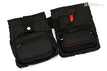 Nomadic AP-03 Moving Option Waist Bag - Black - NOMADIC EAP 03 BLACK