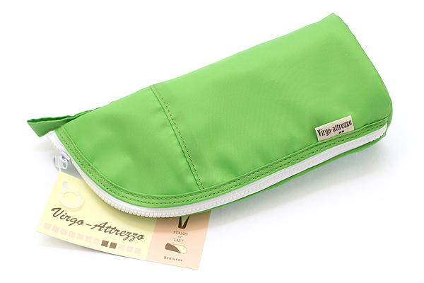 Nomadic VS-01 Virgo-Attrezzo Standing Pen Case - Light Green - NOMADIC EVS 01 L. GREEN