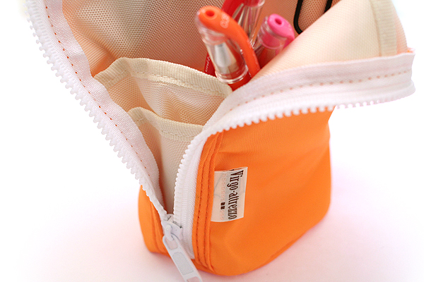 Nomadic VS-01 Virgo-Attrezzo Standing Pen Case - Orange - NOMADIC EVS 01 ORANGE
