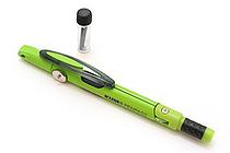 Kum PenPass Pen-Style Compass - Green + 2 Lead Refills - KUM 501.32.12 G