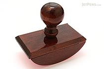 J. Herbin Rocker Style Wooden Ink Blotter - J. HERBIN H250/00