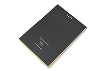 "Maruman Mnemosyne Project Memo Pad - A7 (2.9"" X 4.1"") - 5 mm Graph - 70 Sheets - MARUMAN N189"
