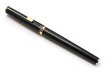 Pilot Custom Original Fountain Pen - Black - 14K Gold Medium Nib - PILOT FK-700R-B-M
